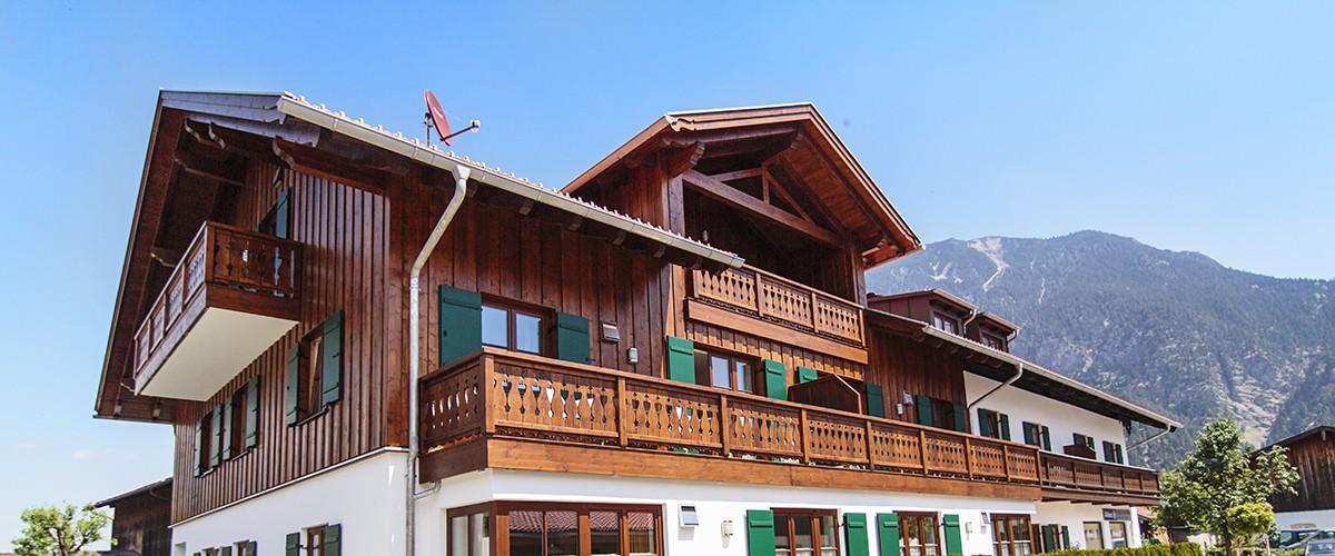 Bergwelt Lechner Farchant